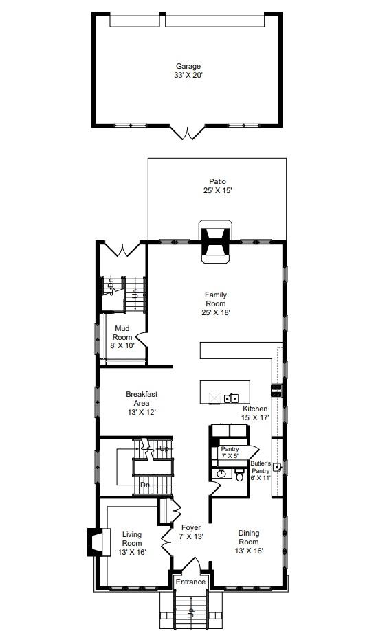 Custom Home Builder Floor Plans